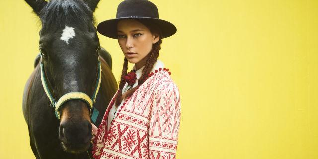 Il Colombiano Fedora felt hat