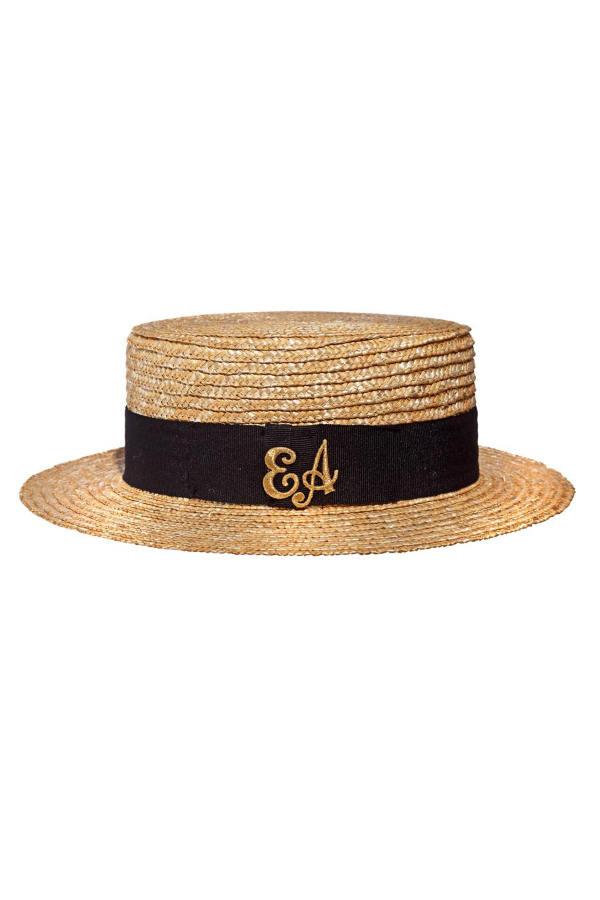 enorme inventario regno unito vasta selezione Cappello di paglia personalizzabile da donna, nature – Leontine ...