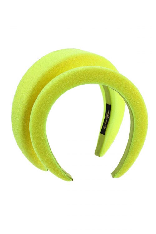 headbands fluo lurex small